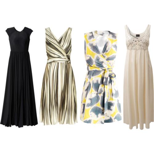 Oval Dresses